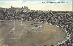 The Stadium, San Diego, Cal.