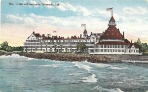 Hotel del Coronado, Coronado, Cal.