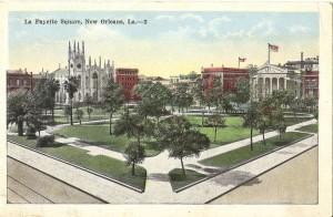 La Fayette Square, New Orleans, La.