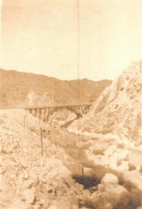 Unknown bridge