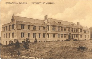 University of Missouri Agriculture Building