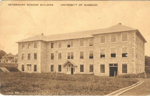 University of Missouri Veterinary Building