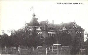 Central (Grade) School, Deming N.M.