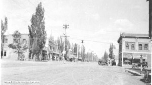 Used by permission, Utah State Historical Society Title: Fillmore, Utah p.4 Collection: Classified Photograph Collection Photo #: 15351