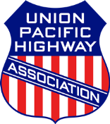 Union Pacific Highway Sign - 1920s