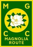 Magnolia Route Marker