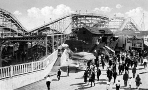 Venice Pier 1922 courtesy Water and Power