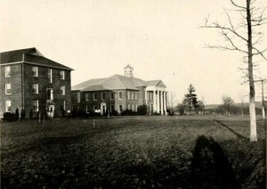 Rutherford College (from a yearbook)