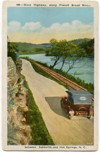 French Broad River Special thanks to Jeffrey L. Durbin for use of the postcard