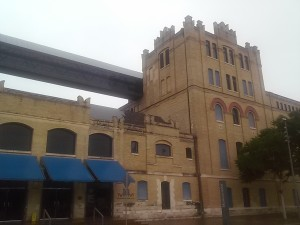 Old Lone Star Brewery