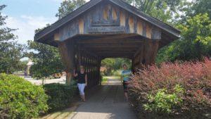The Horace King bridge