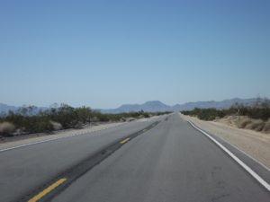 bouncy road