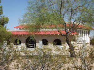 Goffs school house