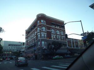 old buildings in San Diego
