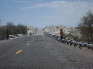 back on old road
