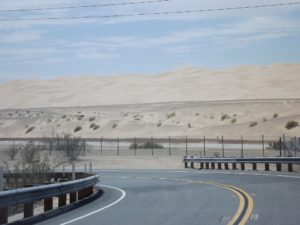 more sand dunes