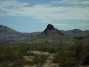 cool looking mountain