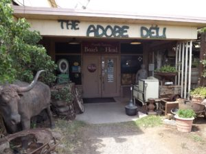 the Adobe Deli