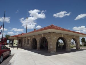 old train station and where we picnic'd