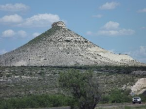 nipple mountain - at least that's what we named it.