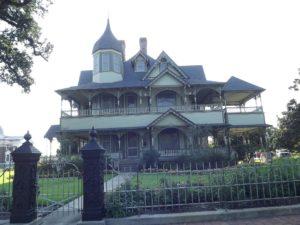 Stark house in Orange, Tx