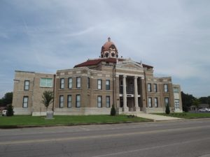 Purvis court house