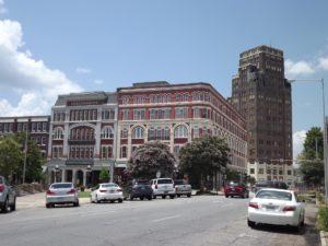 Meridian buildings