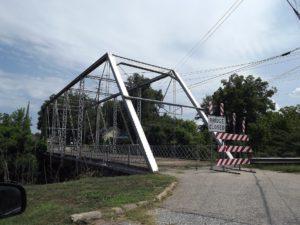 The old hwy bridge