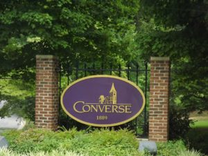 Converse college - could have been Susan's school. ;-)