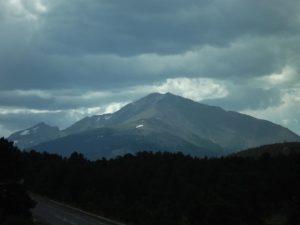 Mt Meeker