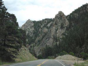More canyon road