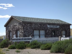 oldest house in the world made with dinosaur bones