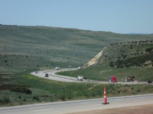curvy interstate