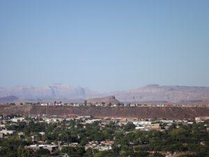 mesas and canyon